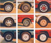 Art & the theory I (the wheels)