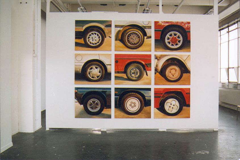 Art& the theory I (the wheels)